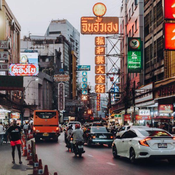 Bangkok, Koh Chang, Tajlandia